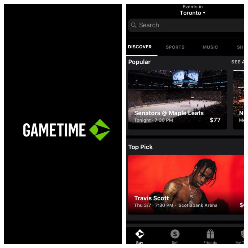 Get a thoughtful experience for Valentine's Day on the GAMETIME APP