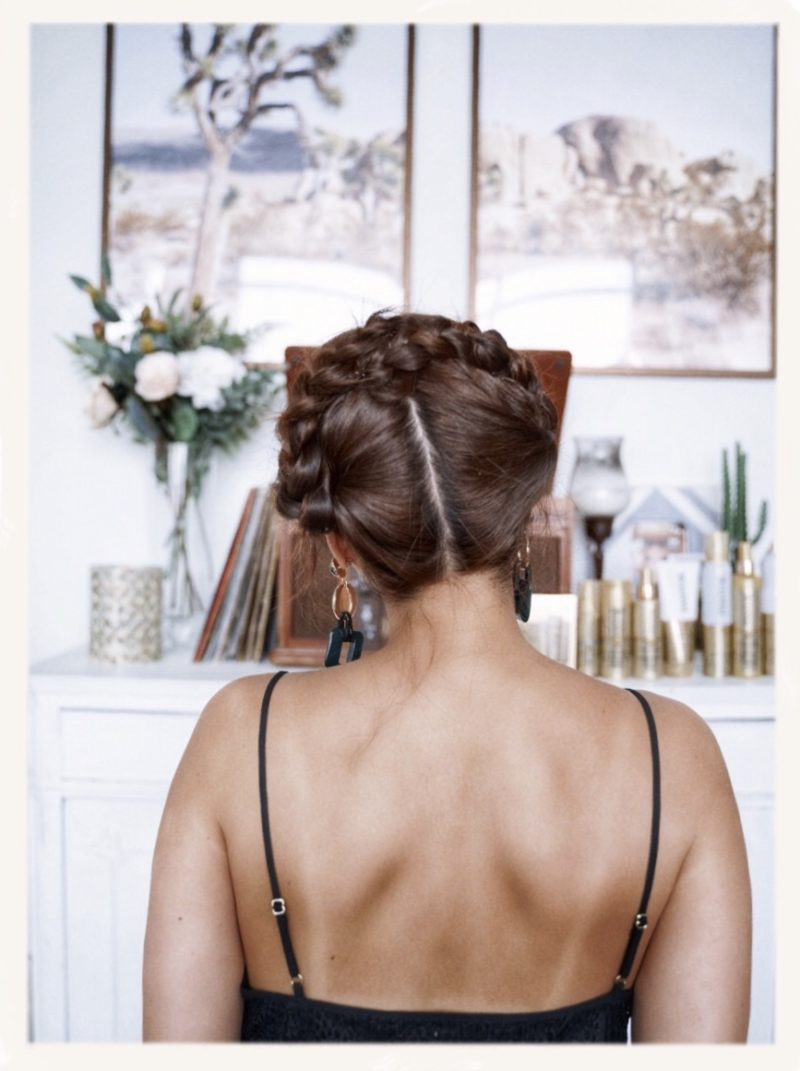 3 MUSIC FESTIVAL HAIRSTYLES by Brigitte Truong